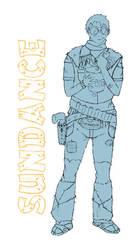 sundance kid - concept by dopaMEANmusic