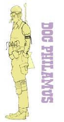 doc philamus - concept by dopaMEANmusic