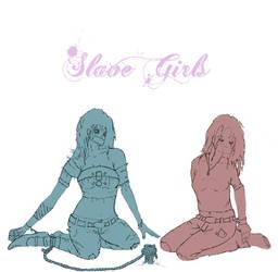 slave girls - concept by dopaMEANmusic