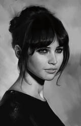 Felicity jones by Sammavanklaarbergen