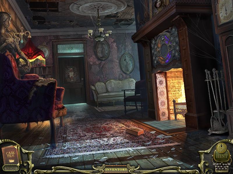 Ravenhearst Living Room by InkHeart17