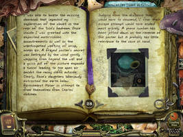 Return to Ravehearst Journal 28 by InkHeart17