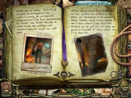 Return to Ravenhearst Journal 32 by InkHeart17