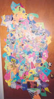 Door Collage by InkHeart17