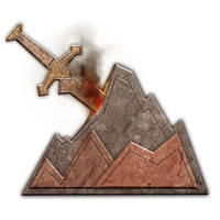 Pathfinder: Gorum symbol by Beastysakura