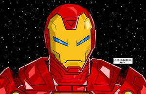 JoeProCEO's Iron Man by JoeProCeo