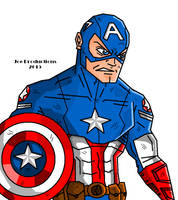 JoeProCEO's Captain America 2015 by JoeProCeo