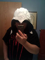 Connor Kenway progress- hood by dunkmeinariver