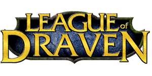 Welcome to the League of Draven by BlackenedTitan