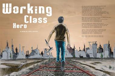 Working Class Hero by Shozen