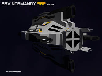 SSV NORMANDY SR2 Redux by Empress-Ryzal