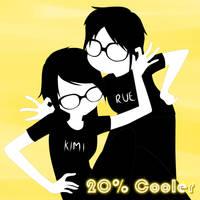 Kimi et Rue by Jymaru