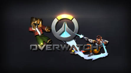 Overwatch-wallpaper by RedSauce117