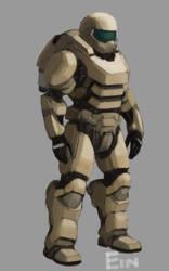 Tiberium Wars: GDI Commando by Ranfield