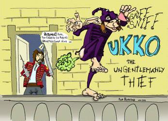 Ukko and Nikolai by Flip-R