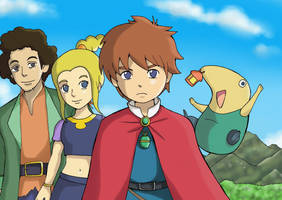 Ni No Kuni by TheFresco
