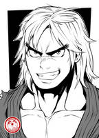 Ken - Street Fighter by TheFresco