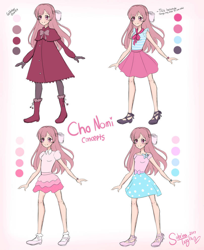 Ai No Konran Cho Nomi Casual Clothing Concepts By Xxjinx
