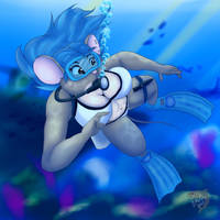Hali's Dive by TheBMeister