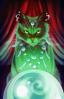 Gypsy Cat by Followthepaws