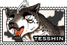 Tesshin stamp by GingaChani
