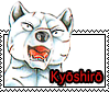 Kyoshiro stamp by GingaChani