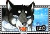 Izo stamp by GingaChani