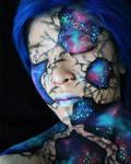 Broken Galaxy by ninangame