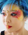 Fire Makeup by ninangame