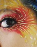 Fire Makeup 2 by ninangame