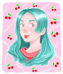 Cherry by robert2715