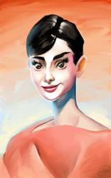 Portrait by judson8