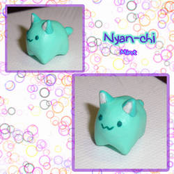 Nyan-Chi Mint by silver-of-the-star