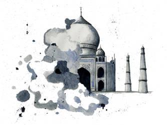 Taj Mahal by JCNProductions