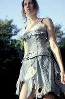 Jean Dress by TEMPERATE-SAGE