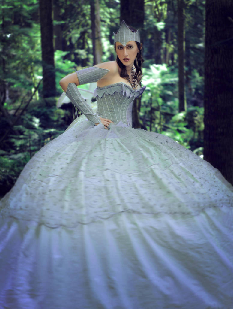 Good Witch: Rainier Ball Gown by TEMPERATE-SAGE