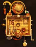 Hypnotic Eye for Tom Petty by zimzim1066