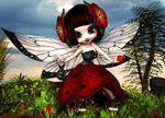 Strawberry Cookie bug by Avia-Sunanda
