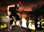 The GirLs Kiddie by Avia-Sunanda
