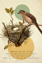To Kill A Mockingbird by patchoulipatch