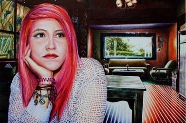 Laura L by joanlondono