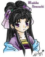 Madoka Ikenouchi by kurosu