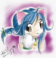 Kitty Kurosu II by kurosu