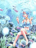 Explore Underwater by CuteSweetShop