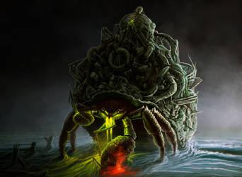 Mutated Crab by drbjrart