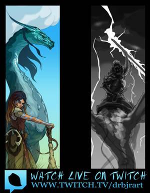 Dragon-Tamer-Color-Finals-Wip-4 by drbjrart
