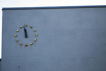 Clock on the wall by jego0320