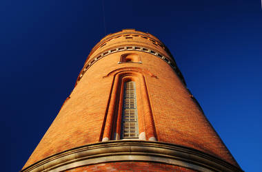 Gamla vattentornet Sala by jego0320