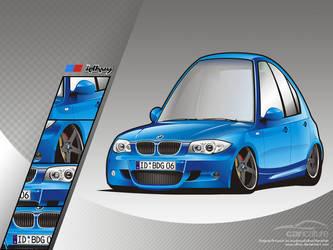 BMW 130i M Sport by idhuy