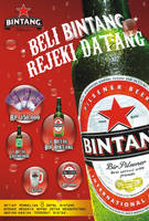 Bir Bintang Poster by idhuy